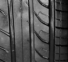 Car Tyre Tread by Ged J