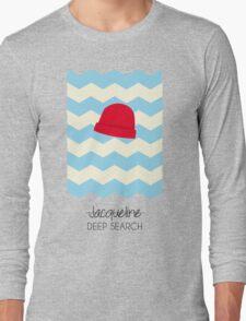 Jacqueline Deep Search, The Life Aquatic Long Sleeve T-Shirt
