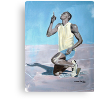 Usain Bolt Canvas Print