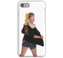 Bombshell Harley Quinn Cosplay iPhone Case/Skin