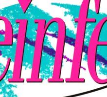 Solo Jazz Seinfeld Sticker