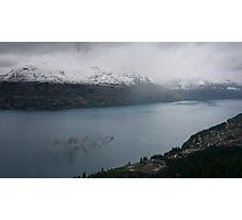 Earnslaw Steamship, Lake Wakatipu Photographic Print