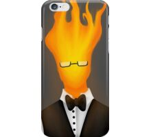 Fireman Grillby iPhone Case/Skin