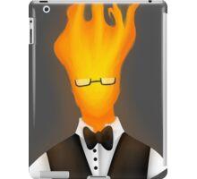 Fireman Grillby iPad Case/Skin