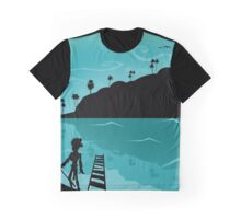 Island discovery Graphic T-Shirt