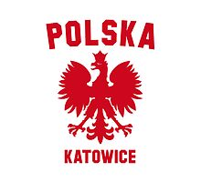POLSKA KATOWICE by eyesblau