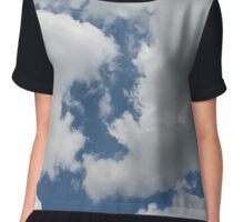 Clouds Chiffon Top