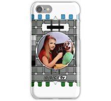 BBC Test Card F iPhone Case/Skin