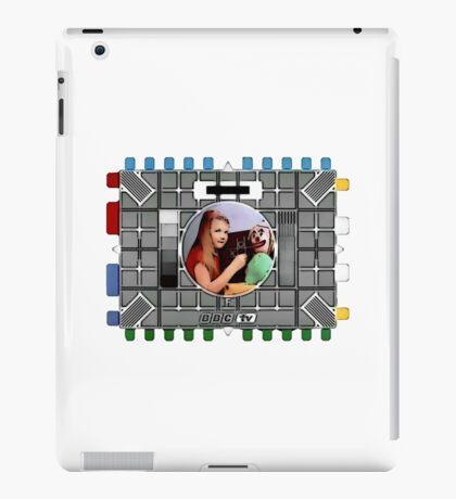 BBC Test Card F iPad Case/Skin