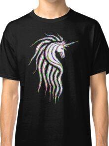 Unicorn Banner Classic T-Shirt