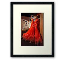 Sailor's  wardrobe Framed Print
