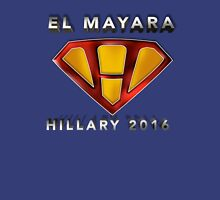 Hillary Clinton - SuperHil - Stronger Together Women's Fitted V-Neck T-Shirt