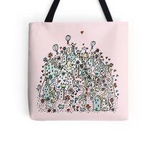 Flower City Tote Bag