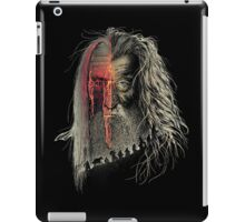 Evil Border iPad Case/Skin