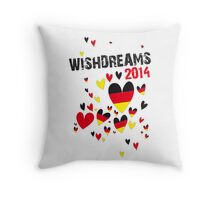 GERMANY 2014 Throw Pillow