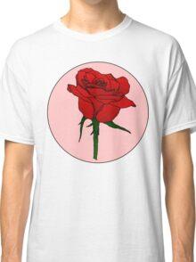 Retro Rose Classic T-Shirt