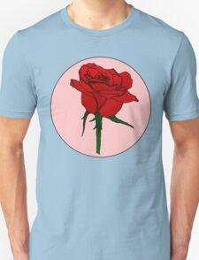 Retro Rose Unisex T-Shirt