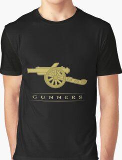 Gunner Arsenal Graphic T-Shirt