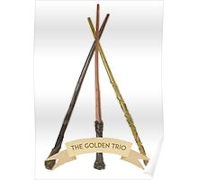 The Golden Trio Poster