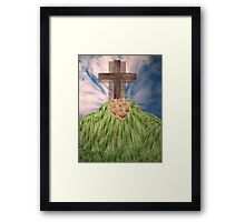 A Glorious Morning Framed Print