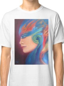 Surreal woman Classic T-Shirt