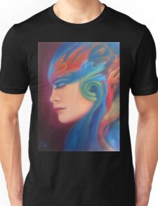 Surreal woman Unisex T-Shirt
