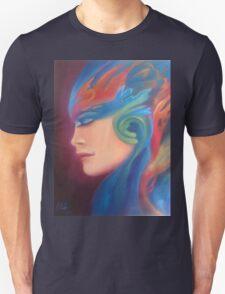 Surreal woman Unisex T-Shirt