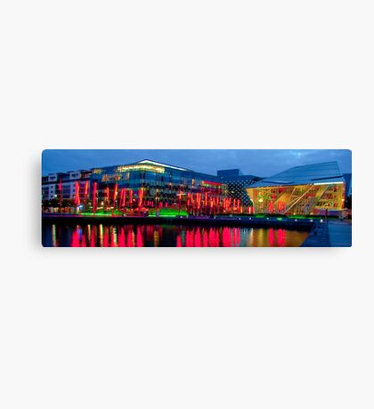 Urban Jungle Canvas Print