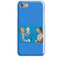 A Tender Moment iPhone Case/Skin