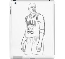His Airness #23 iPad Case/Skin