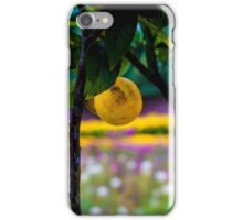 Lemon Tree 'The Lost Gardens of Heligan' iPhone Case/Skin