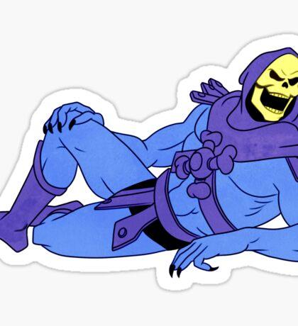 SEXY SKELETOR Sticker