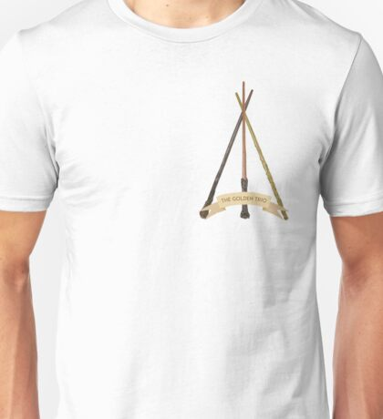 The Golden Trio Tiny Unisex T-Shirt