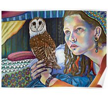 Tam and the Owl Poster