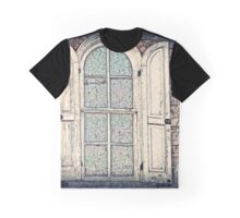 Carriage House Window  Graphic T-Shirt