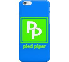Pied Piper iPhone Case/Skin