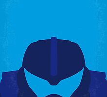 No306 My Pacific Rim minimal movie poster by Chungkong
