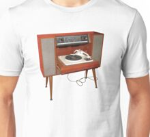 Savoy Stereophone Unisex T-Shirt