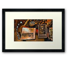Mystics Framed Print