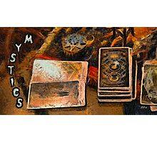 Mystics Photographic Print