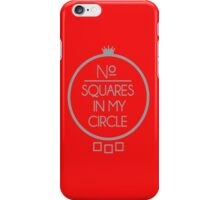 No Squares Yankee Gray 50% iPhone Case/Skin