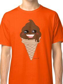 Yay! Ice Cream! (Chocolate) Classic T-Shirt