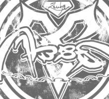 Zanarkand Abes Vintage Sticker