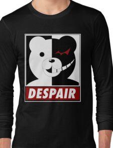 Danganronpa: monokuma despair Long Sleeve T-Shirt
