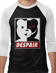 Danganronpa: monokuma despair Men's Baseball ¾ T-Shirt