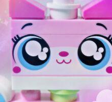 The Lego Movie, Unikitty Sticker