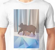 Winter bears Unisex T-Shirt