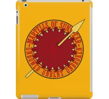 Martells of Sunspear iPad Case/Skin