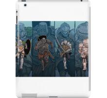 Charging Knights iPad Case/Skin