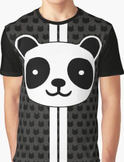 Racing Panda Graphic T-Shirt